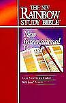 Rainbow Study Bible-NIV, Bible, Good Book