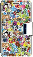 Flip case cover funda tapa Samsung Galaxy Ace 4,ref:26