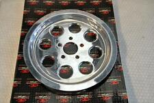 HARLEY DAVIDSON COVER CINGHIA POSTERIORE/BELT SPROCKET COVER CHROME