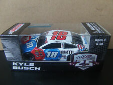 NEW Kyle Busch 2016 M&M's Red White & Blue 1/64 NASCAR SPRINT CUP