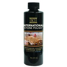 SCI International Stone Care Polish (Granite, Marble & Solid Surfaces) - 8oz