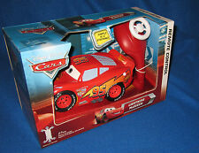 TYCO DISNEY CARS RADIO CONTROL EZ EASY RIDER LIGHTNING McQUEEN 27 MHZ NEW