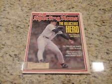 The Sporting News Jim Abbott New York Yankees The Reluctant Hero July 19, 1993