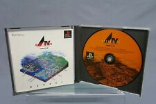 (T3E17)  A.IV. EVOLUTION PLAYSTATION 1 PS ONE  USED