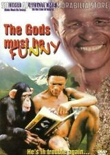JAMIE UYS - Gods Must Be Funny (Crazy) - South African Comedy DVD *New*