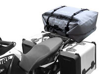MOTO-SAC Universal Luggage 60L Rear Dry Bag Grey For Hyosung Motorcycles