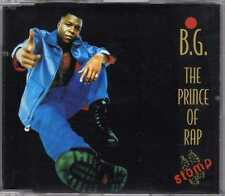 B.G. The Prince Of Rap - Stomp - CDM - 1996 - Eurohouse