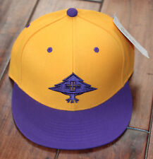 NEW Men's LRG Lifted Research Group L-R-G Gold Purple Lakers Hat / Cap SIZE 7.25