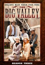 The Big Valley - Season 3 (OFFICIAL RELEASE) - FREE SHIPPING!!!