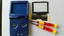 BE-HOUSING GAMEBOY ADVANCE SP BLUE NEW