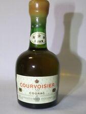 Cognac Courvoisier 50 ml Luxe 40% mini flaschen bottle miniature Französisches
