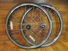 RITCHEY GIRDER 700C SINGLE SPEED WHEEL SET KENDA KWICK-TRAX 32C TIRES SF-MX30 16