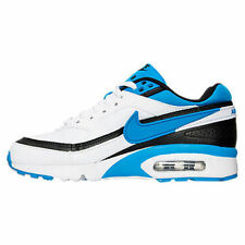 "TOP NIKE AIR MAX BW GS Gr.36 ""WHITE BLUE BLACK "" 820344 104 Internationalist"
