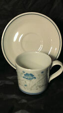 Royal Doulton LS1033 Morning Dew Cup and Saucer Set - Coffee Too! - 12 Available