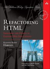 Refactoring HTML: Improving the Design of Existing Web Applications (T-ExLibrary