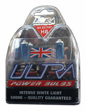 Ultra H8 (708) 12v 35w 5000K Xenon Power Bulbs