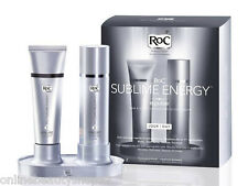 RoC Sublime Energy E-Pulse Day Concentrate Activating Moisturiser 30ml x 2 x 12