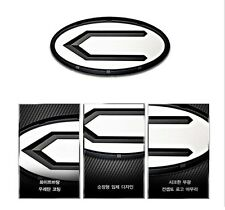 Concepto Dress Up Emblem Front or Rear 1EA For KIA Sportage R 2011-2015+