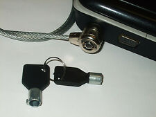 New Security Laptop Notebook PC Chain Cable Lock for HP Dell IBM Mac