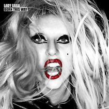 LADY GAGA BORN THIS WAY RARE LIMITED EDITION   2 CD 3 BONUS 14 REMIXES