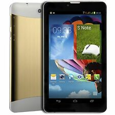 "XGODY 7"" 3G Dual SIM Phablet Android 4.4 Core Camera 8G Tablet PC Bluetooth WIFI"