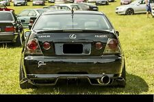 Lexus IS200 IS300 Top Secret Style Diffuser FRP