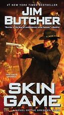 Skin Game: A Novel of the Dresden Files-ExLibrary