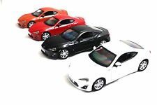 RMZ 1/36 SCALE DIE CAST TOYOTA SCION FR-S SET OF 4 NEW WITHOUT BOX
