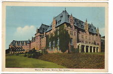 1941 postcard- Manoir Richelieu, Murray Bay, Qubec