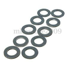 Set of 10 Engine Oil Drain Plug Seal Washer Gasket Rings 90430-12031 For TOYOTA