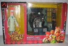 The Muppet Show Muppet Labs Playset Beaker Palisades Figure MISB