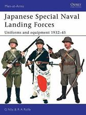 Men-At-Arms: Japanese Special Naval Landing Forces : Uniforms and Equipment...