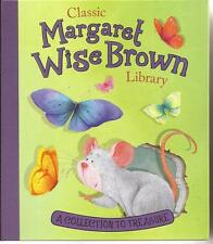 4 childrens books CLASSIC Margaret Wise Brown Stories WISH UPON A DREAM Reading