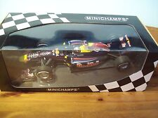 1/18 RED BULL RACING RENAULT RB6 SEBASTIAN VETTEL 2010 WORLD CHAMPION
