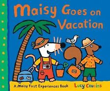 Maisy Goes on Vacation: A Maisy First Experience Book-ExLibrary
