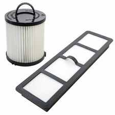 1 Eureka DCF-21 Filter 68931A & 1 EF-6 Exhaust Filter 69963 for Eureka Vacuums