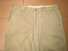 Vintage 40s Alpha Industries US Army M42 Chino Trousers Pants W36 military