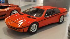 Schuco 1972 BMW M1 Turbo Concept Studie X1 E25 Orange 1/18 Scale New Release!