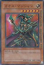 YU-GI-OH, CHAOS COMMAND MAGICIAN, Parallel-Rare, 303-014, jap, TOP