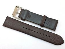 22MM GENUINE LEATHER WATCH STRAP/BAND FOR EMPORIO ARMANI