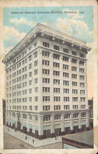 CPA/Post Card/Etats-Unis/American National Insurance Building, Galveston, Tex.