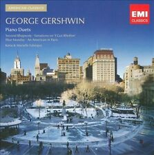 Gershwin: Piano Duets New CD