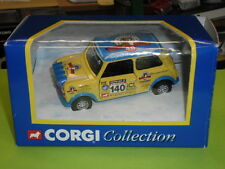 RARE CORGI 04405,MINI RAC RALLY,40th CLUB L/EDITION No 4274,OWNED FROM NEW