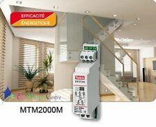 Minuterie modulaire 2000W avec neutre MTM2000m Yokis 5454361