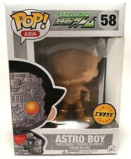Funko Pop Asia Series 2 #58 Astro Boy GOLD Limited Chase Edition Vinyl Figure