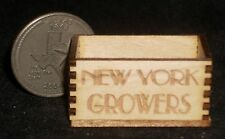 Hawaii Fruits Vegetables Produce Crate 1:12 Miniature Farm Market Grocery Store