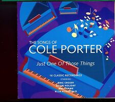 The Songs Of Cole Porter / Just One Of Those Things