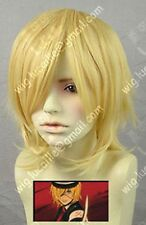 VOCALOID / MEIKO / Len Short Cosplay Blonde Wig NO934
