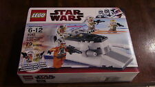 Lego - Star Wars Rebel Trooper Battle Pack #8083 Brand New Sealed!
