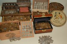 ROLLS of Wheat Cents -  with a BONUS coin - L@@K